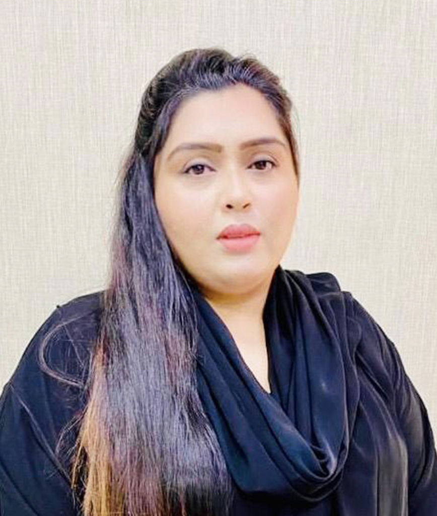 Nazia Aslam